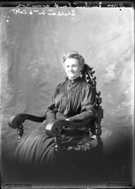 Photograph of Ms. Sutherland Munroe