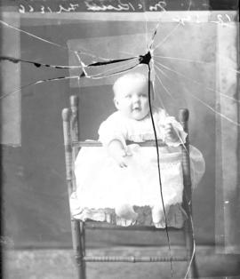 Photograph of baby of J. P. McKenna