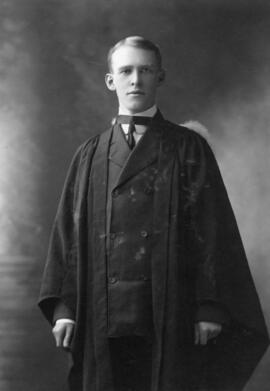 Photograph of Arthur Moxon : Class of 1906