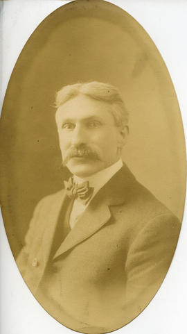 Photograph of A. MacKenzie
