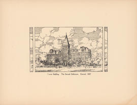 Forrest Building. The second Dalhousie. Erected 1887 : [print]