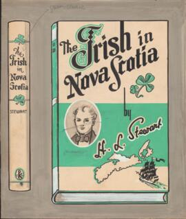 Irish in Nova Scotia book cover art