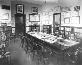 Photograph of the Morse room in the Macdonald library