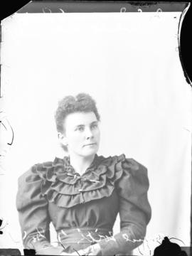 Photograph of Miss McIsaac