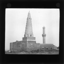 Photograph of the Mausoleum of Umar Suhrawardi