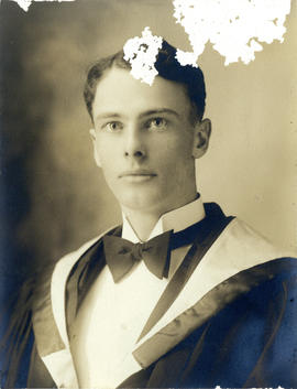 Portrait of Audley Atwood Giffin - Class of 1931