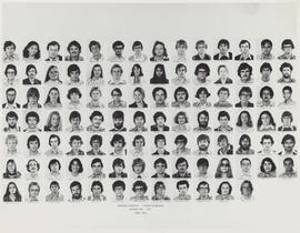 Composite photograph of the Faculty of Medicine - First Year Class, 1976-1977
