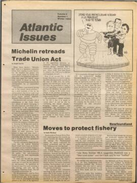 Atlantic Issues, Volume 4 Issue 1
