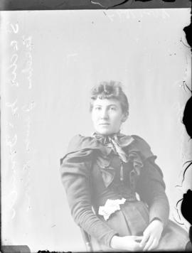 Photograph of Sadie McDonald