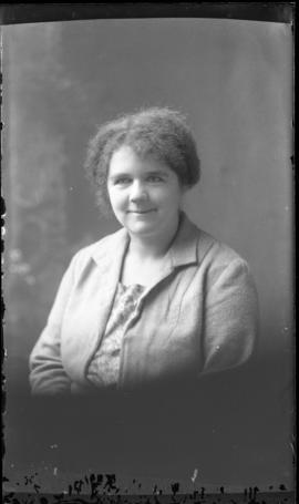 Photograph of Mrs. Frederick Campbell