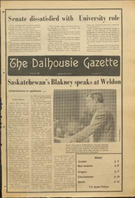 The Dalhousie Gazette, Volume 106, Issue 17