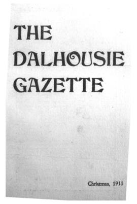 The Dalhousie Gazette, Volume 44, Issue 3