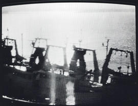 Photographic still from a video