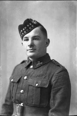Photograph of Private Fleury
