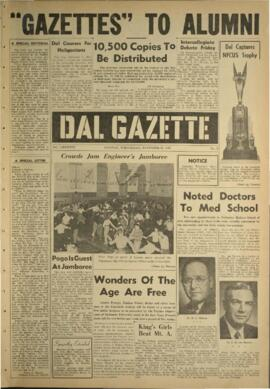 Dal Gazette, Volume 88, Issue 8