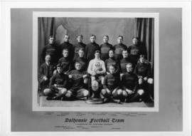Photograph of  the Dalhousie University football team