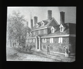Friends Almshouse Philadelphia : [photograph of an illustration]