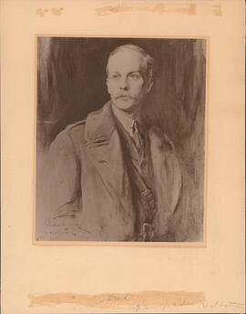 Photograph of Vere Brabazon Ponsonby, Earl of Bessborough