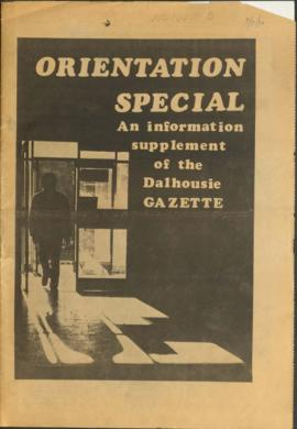 The Dalhousie Gazette, Volume 106, Issue 0