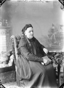 Photograph of Mrs. Johnston