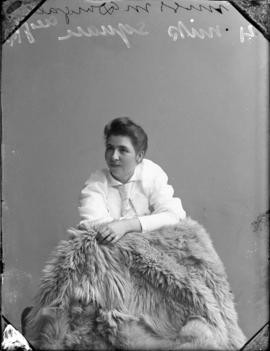 Photograph of Florance McDougall