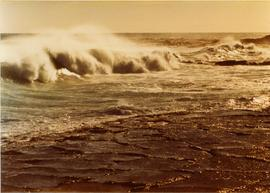 Photograph of waves