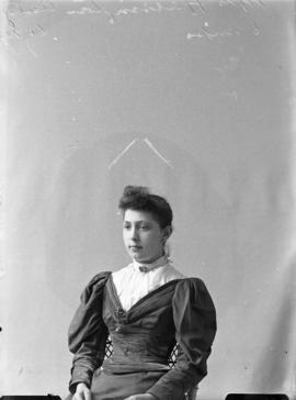 Photograph of Mrs. Harrington