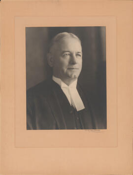 Photograph of Robert Henry Graham