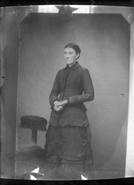 Photograph of Mrs. Norman? Sutherland