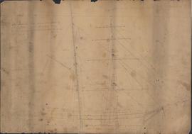 Plan of the Brig. Fred Clarke