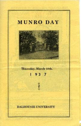 Munro Day program