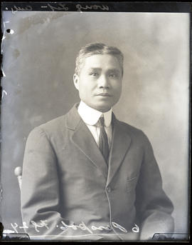 Photograph of Let Wong