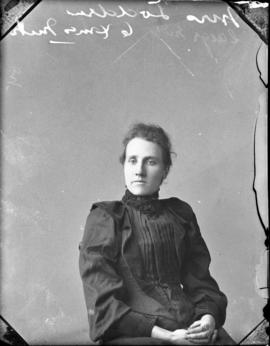 Photograph of Mrs. Toddren
