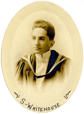 Portrait of Samuel Whitehouse : Class of 1916