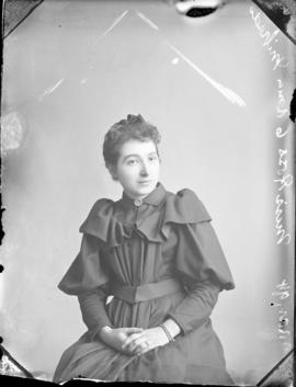 Photograph of Mrs. Ross
