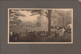 Composite photograph of Studley Quoits Club