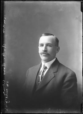 Photograph of Mr. R.G. Ross