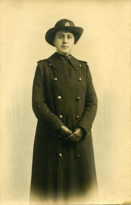 Unidentified Nursing Sister