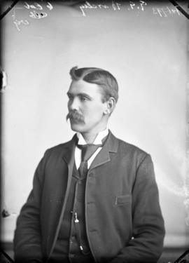 Photograph of Mr. G. G. Barclay