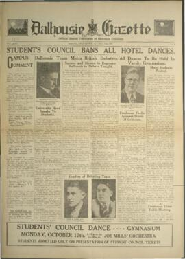 Dalhousie Gazette, Volume 65, Issue 2