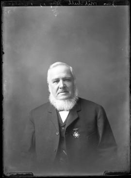Photograph of James Mitchell