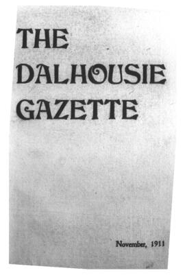 The Dalhousie Gazette, Volume 44, Issue 2