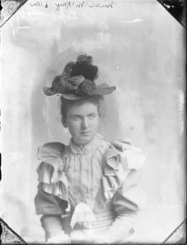 Photograph of Miss McKay