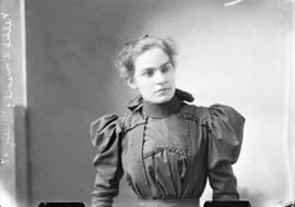 Photograph of Nellie Connolly