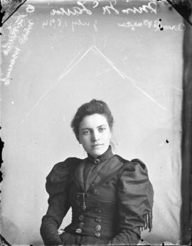 Photograph of Miss McLaren