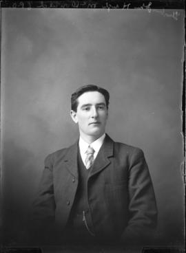 Photograph of John Hugh McDonald