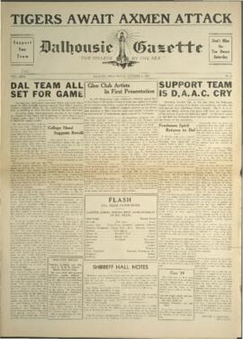 Dalhousie Gazette, Volume 68, Issue 2