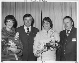 Photograph of unidentified people in Prince Edward Island