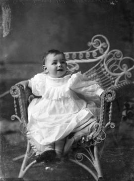 Townsend, Mrs. - baby of
