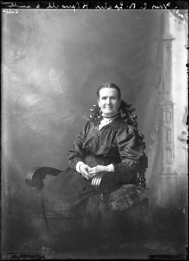 Photograph of Mrs. C. R. Lester
